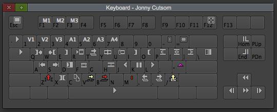 Custom Keyboard Layout
