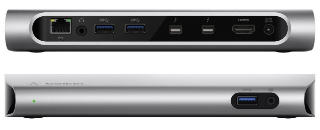 Belkin Thunderbolt 2 Express Dock HD Review