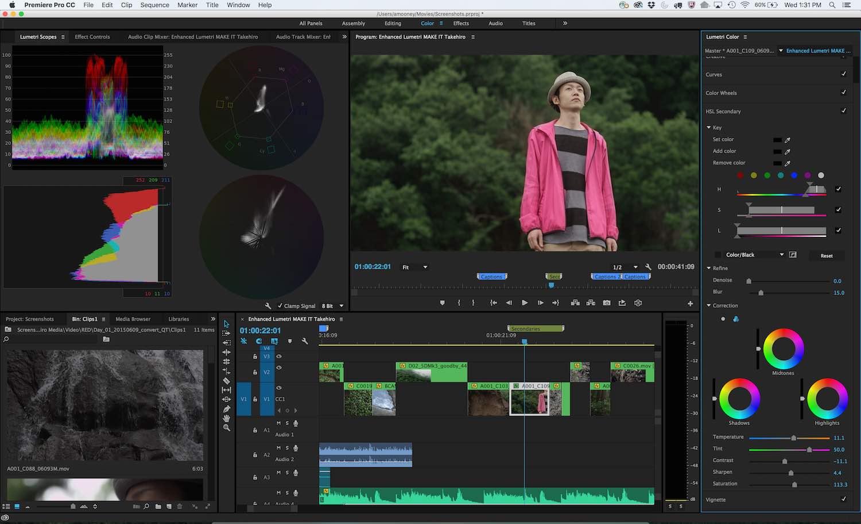 New Features In Adobe Premiere Pro Cc Summer 2016 Jonny Elwyn Film Editor